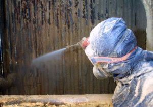 nettoyage haute pression cheminées industrielles